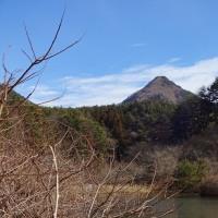 立峠トンネルの真上辺りから(会田)富士を見る (小ネタ)