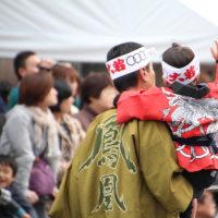 2012唐津くんち・後ろ姿・・・