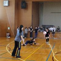 柳原地区球技大会 開催