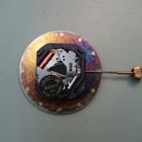 セイコー  ミッキーマウス懐中時計
