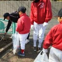 【全学年】3/11 清掃活動