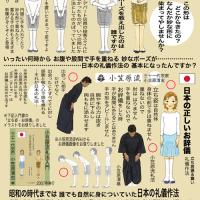 日本礼儀作法