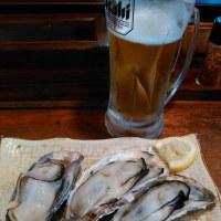 岩牡蠣はとろとろなんです!