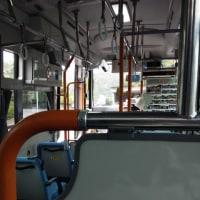 コミュニティバスに、