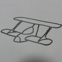 どんな形の飛行機でも飛ぶんです! その7
