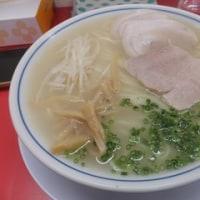 家族にも食べさせたかったもので 南京ラーメン 黒門⑤(北九州市若松区)
