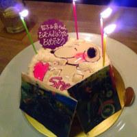 40歳バースデー スペシャルサンクス