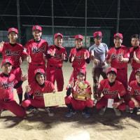第1回企業杯争奪軟式野球大会