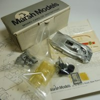 Marsh Models 1/43 1971 Le Mans Gulf 917L