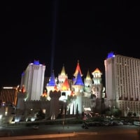 飛びの旅行する Las Vegas