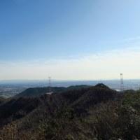 加東市の角尾山周回登山