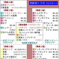西新井トスカフロアガイド