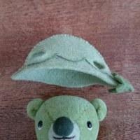 食べられる⁉帽子