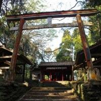 諏訪神社その3(鹿児島県曽於市)