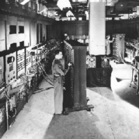 世界最初のコンピュータ