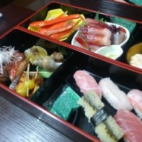 鶴生館さんのお弁当