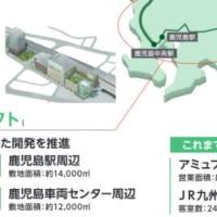 JR九州   宮崎駅の再開発-14〜16階建て駅ビルを建設-
