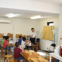 6月後半土曜日の初級クラス教室