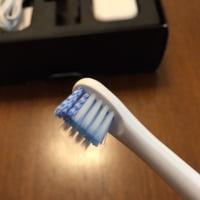 オムロン屈曲電動歯ブラシ HT-B315 使っています!