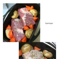 魚焼きグリルでダッチオーブン