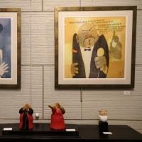 ■西郊の杜 作家三人展 小笠原み蔵、植田莫、屋中秋谷 (2016年11月1日~26日、札幌)