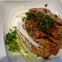 上野にてステーキ丼♥