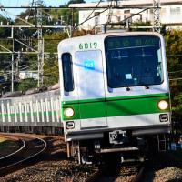 本厚木運用に入った東京メトロ6000系 6119F