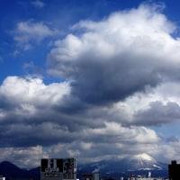 米子市内の空