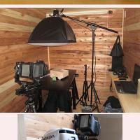 「小屋スタジオ兼なんちゃって漁師基地」にネットワークカメラを!