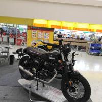タイのバイク