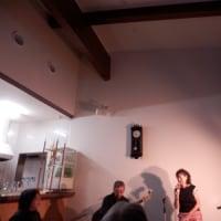 渡六菓子店サロンコンサート、ありがとうございました。