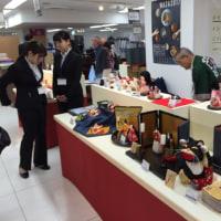 伝統的工芸品展 WAZA2019開催中