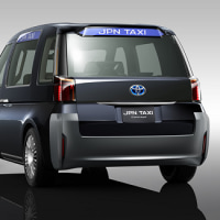 NEW-STYLE TAXI TO HIT THE ROAD五輪に向け新型タクシー