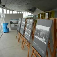 里山イベント関連、石油の世界館の出張展示開催