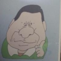 山口一笑さん摂津市市民美術展に出品