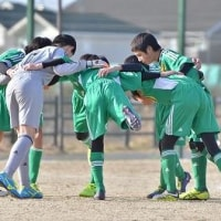 吉川武蔵野サッカーSS招待(6年)2月11日(土)