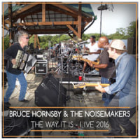Bruce Hornsby & The Noisemakers『The Way It Is - Live 2016』無料配信中