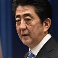 �� Abe's Abrupt Election.    theguardian.com  ȴ���Ǥ�������
