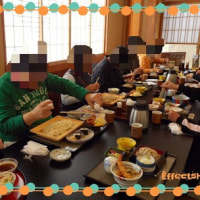障害者就労支援施設ワークハウスエンゼル食事会!!