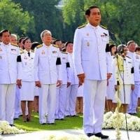 プミポン国王はタイの四大王の一人になりますね ・・・