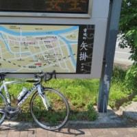 サイクリング in 矢掛
