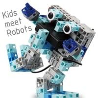ロボットプログラミグ講座 開講