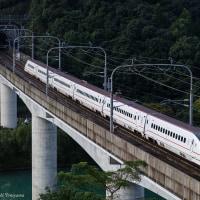 九州新幹線、開業当初からの撮影名所は今も健在。