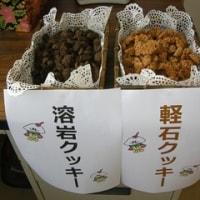浅間山北麓ジオパーク・嬬恋村文化祭クラフト