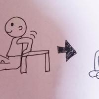 【足首の靭帯損傷】ギプスがかゆい時は?
