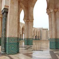 モロッコの旅【ⅩⅠ】カサブランカ市内観光