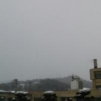 2月2日雪!!