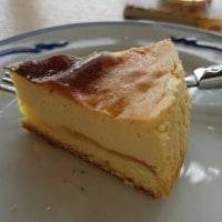 ベイクドチーズケーキと薪の話