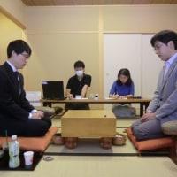 第23期 阿含・桐山杯 全日本早碁オープン戦 本戦1回戦結果