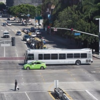 2017年5月24日,LA バス